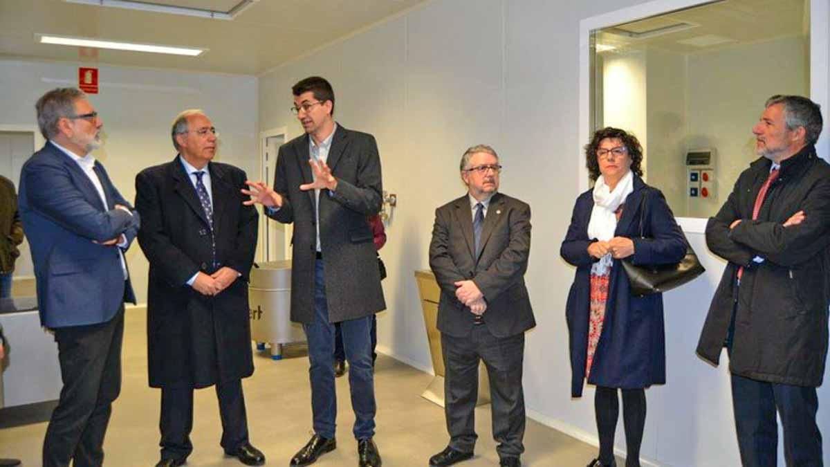 La Planta Pilot de Tecnologia dels Aliments de la UdL posiciona la capitalitat de Lleida en agroalimentació