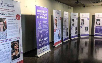 """Més de 400 alumnes d'ESO visitaran l'exposició """"Dones que van canviar el món"""""""