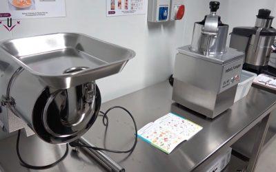 La Planta Pilot de Tecnologia d'Aliments en el desenvolupament de plats preparats d'alta gamma