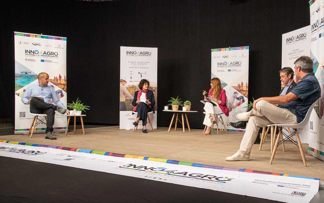 La innovació agroalimentària, protagonista dels actes d'Inno4agro en la Fira Sant Miquel 2020
