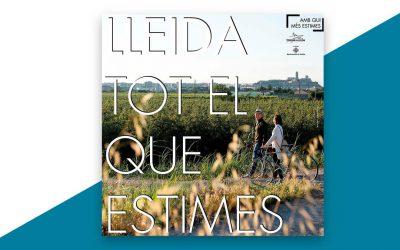 Turisme de Lleida aprova la licitació de la plataforma web i app mòbil Turisme 360º