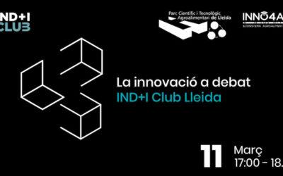 L'IND+I Club a Lleida, accessible a la xarxa