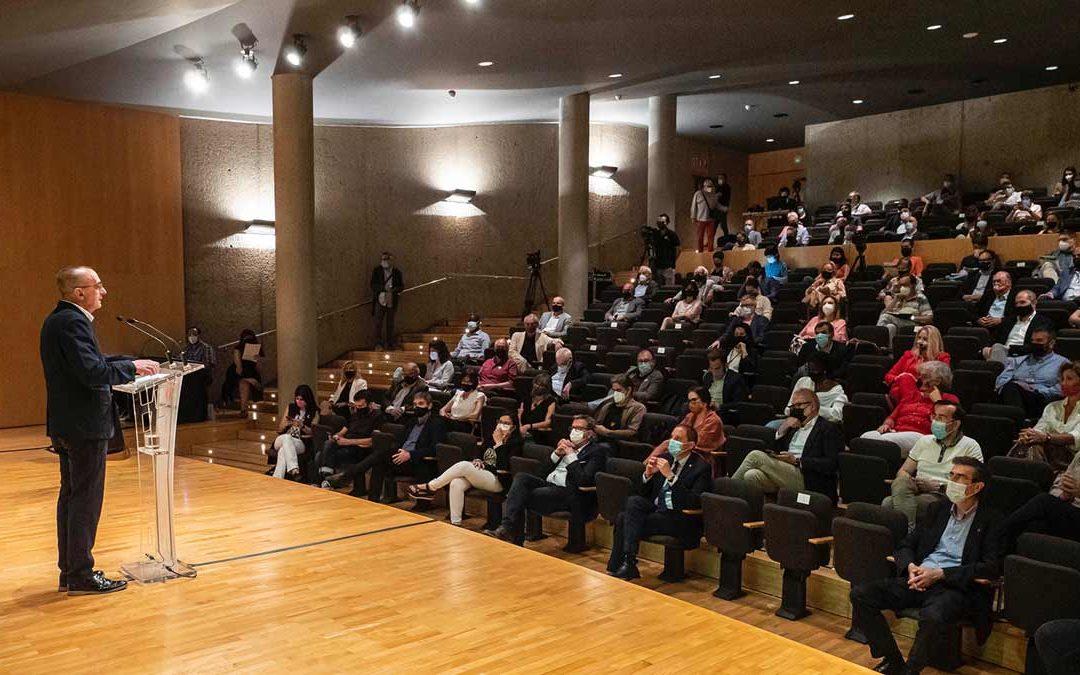 L'alcalde Miquel Pueyo aposta per Inno4Agro i el PCiTAL com a eines per fer de Lleida la capital AgroBiotech del sud d'Europa