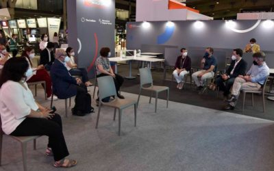 Inno4agro, a l'esdeveniment d'innovació '4 Years From Now' del Mobile World Congress